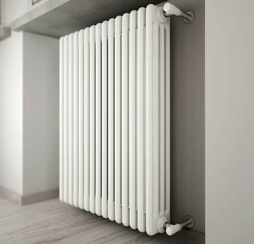 radiateur fonte chauffage gaz. Black Bedroom Furniture Sets. Home Design Ideas